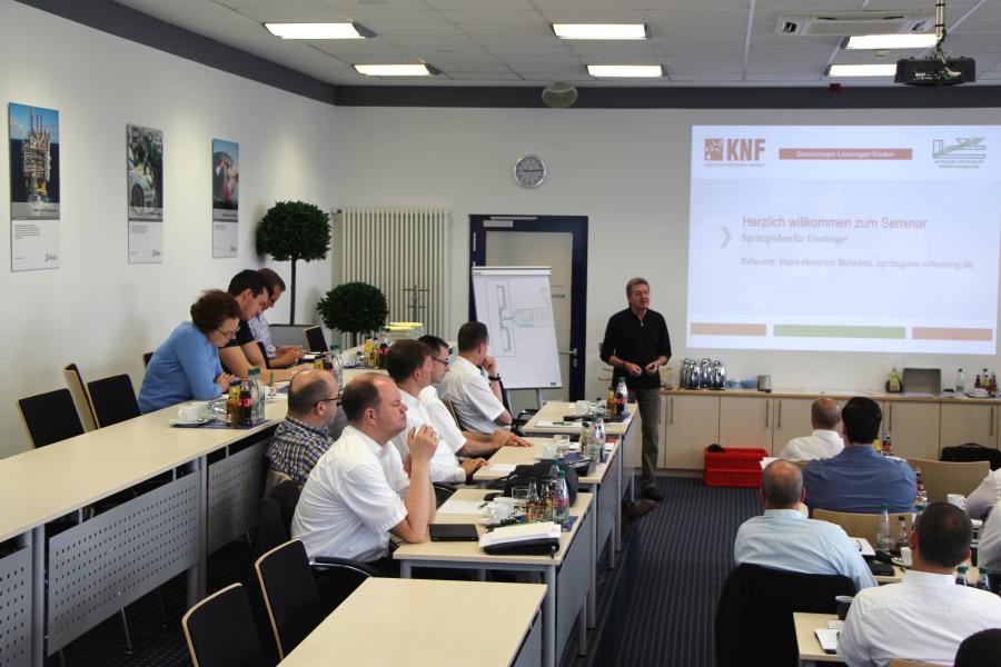 2016-06-21 Seminar Spritzgießen für Einsteiger Bild 5