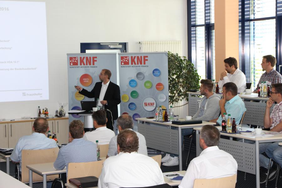 2016-07-07 Seminar Technische Sauberkeit Bild 2