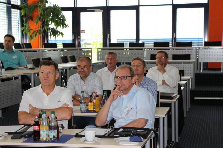 2016-07-07 Seminar Technische Sauberkeit Bild 4