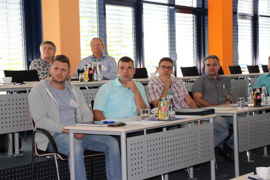 2016-07-07 Seminar Technische Sauberkeit Bild 5