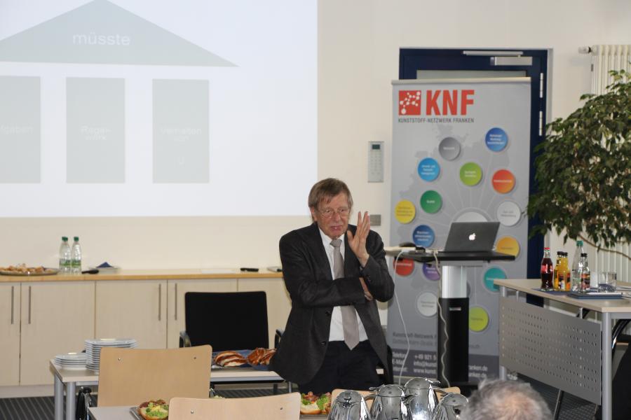 Referent Dr. Klaus Gregor, Vorsitzender Richter am Landgericht Würzburg (i.R.)