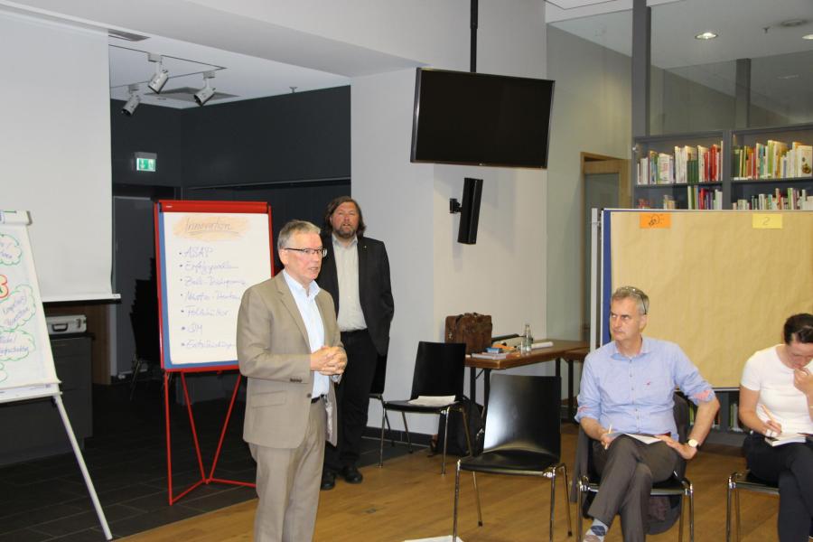 2017-06-20 Seminar Innovation im Unternehmen gezielt forcieren  Bild 1