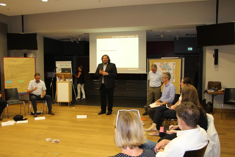 2017-06-20 Seminar Innovation im Unternehmen gezielt forcieren  Bild 8