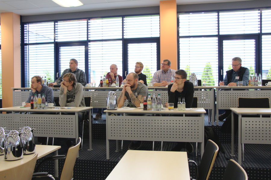 2017-10-12 Seminar Effizienzsteigerung durch vertieftes Anwenderwissen im Spritzguss Bild 2