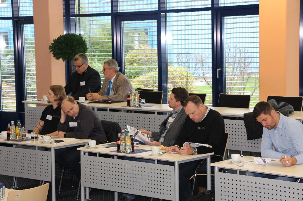 2017-11-09 Seminar Produktion im Sauberraum für die Automobilindustrie Bild 2