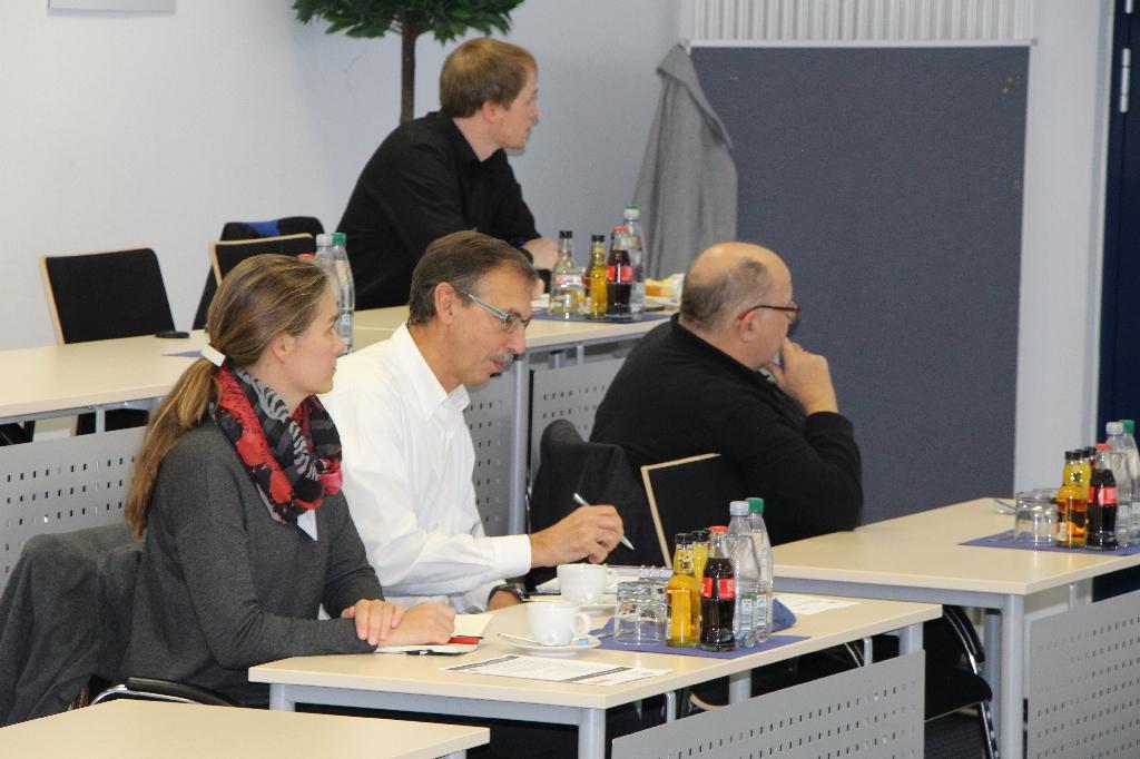 2017-11-09 Seminar Produktion im Sauberraum für die Automobilindustrie Bild 3