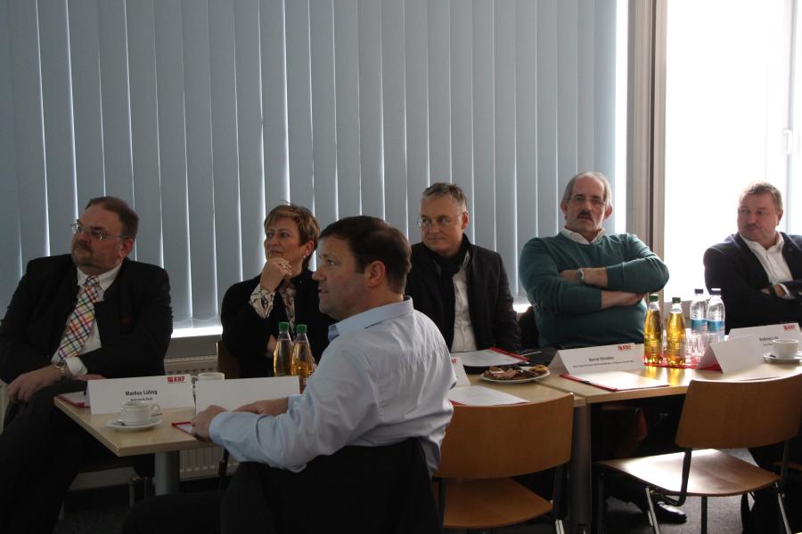 2018-02-07 Treffen auf Geschäftsführer- und Leitungsebene  Bild 4
