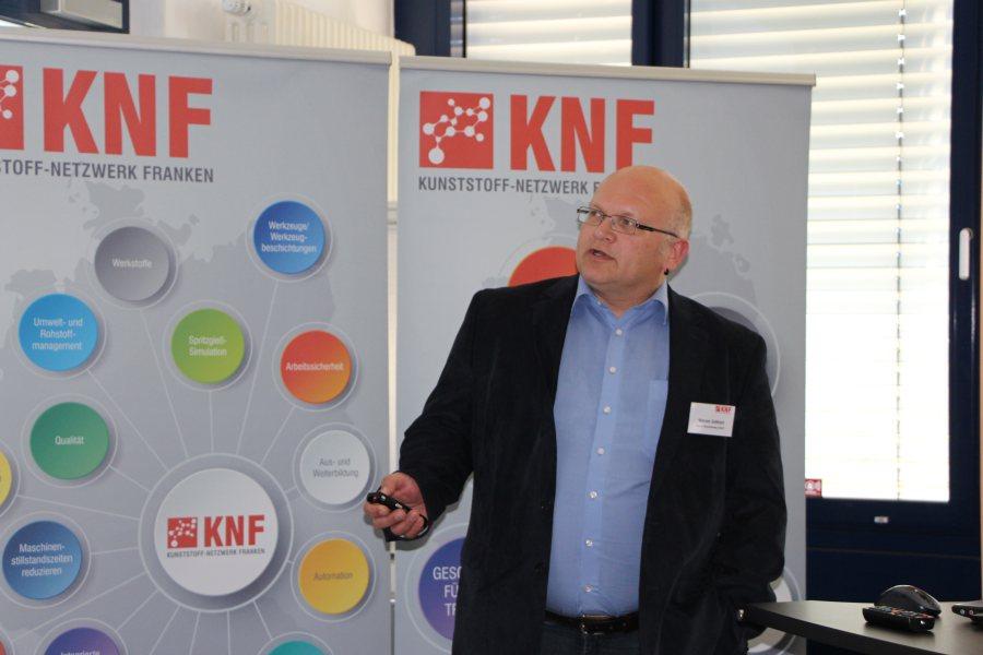 Werner Gebhart, Hermle Maschinenbau GmbH, Ottobrunn