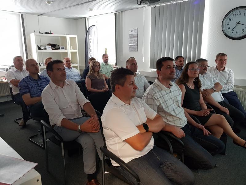 Treffen des Arbeitskreises Automation / Integrierte Prozesse am 05. Juli 2018