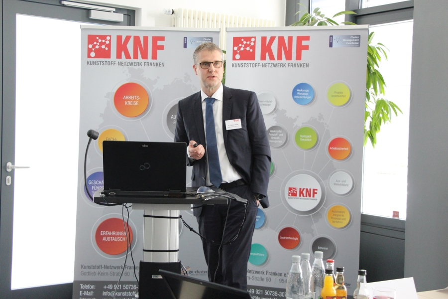 Referent Dr. Helmut Ridder, PHOENIX CONTACT GmbH & Co. KG, Blomberg