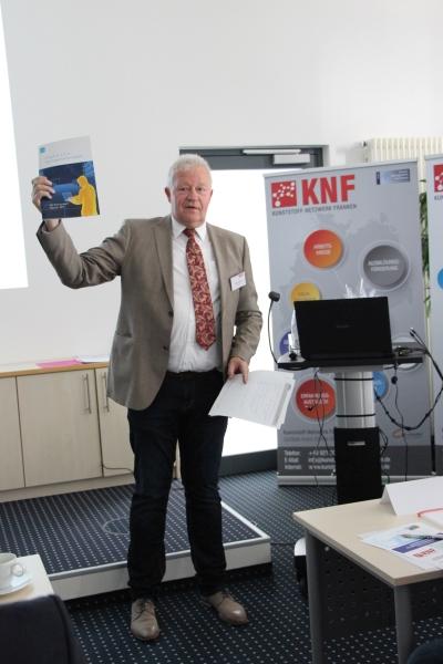 Referent Klaus Hilmer, k-beratung, Marl