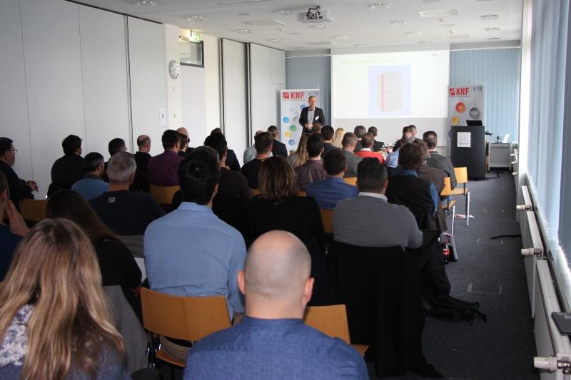 3D-Forum 2019 des Kunststoff-Netzwerk Franken e.V. mit dem Untertitel 3D-Druck mit Kunststoff in Serienanwendungen